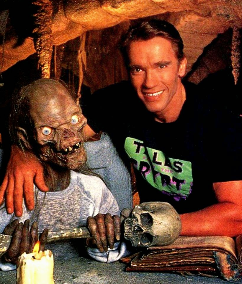 Arnold Schwarzenegger Birthday Cake
