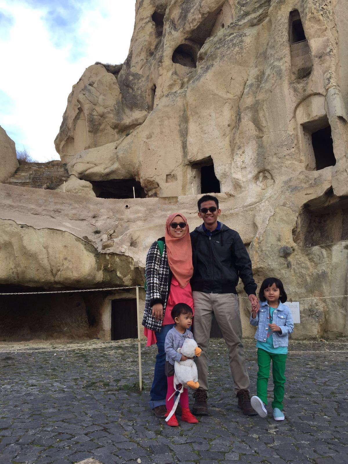 Cappadocia,Turki March 2016