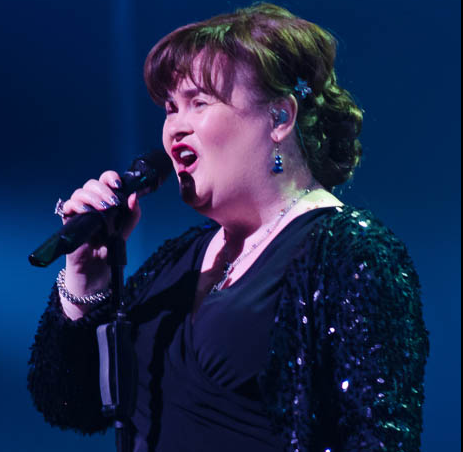 Susan Boyle UK Concert Mar/Apr 2014