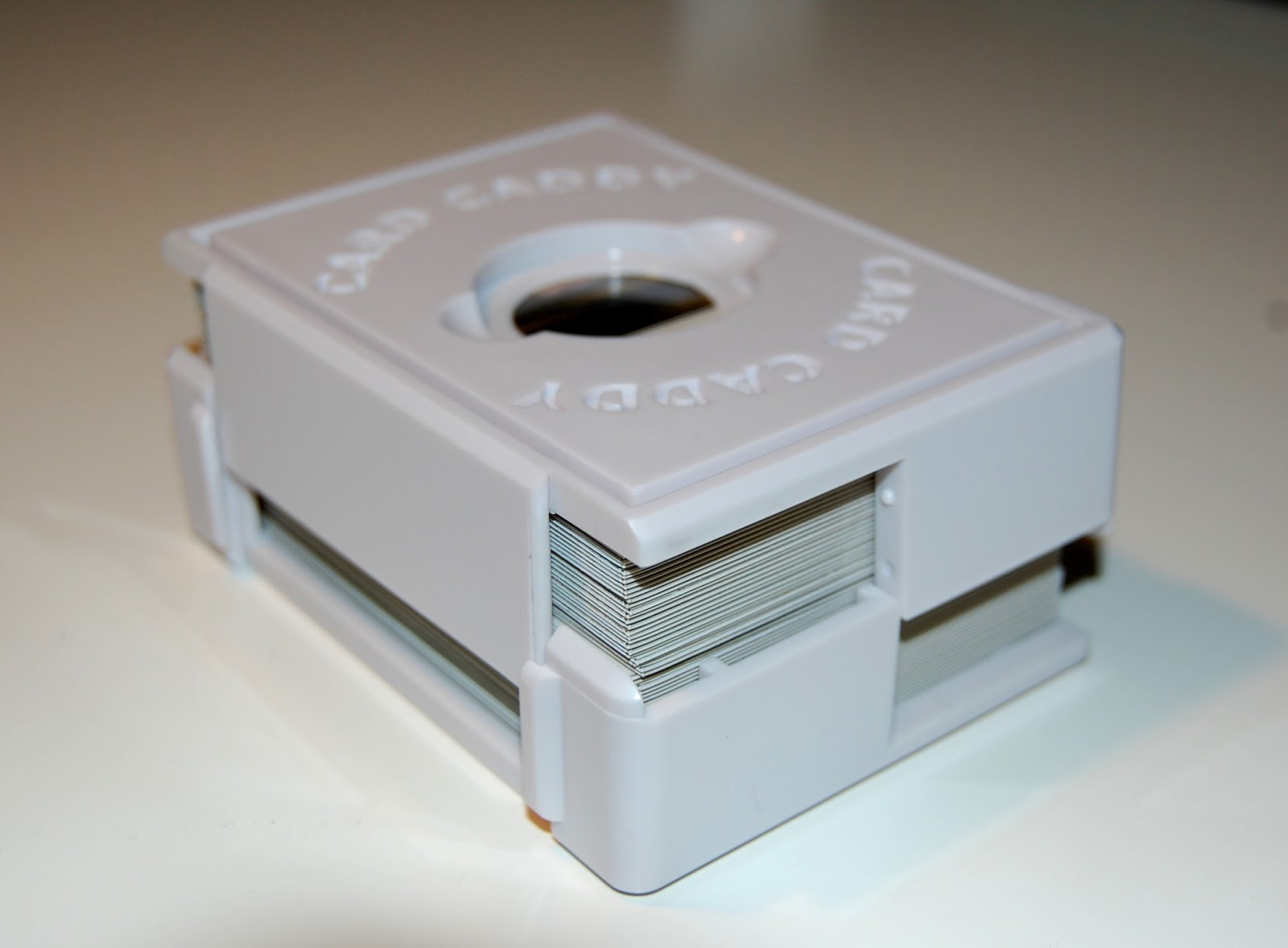 Card Caddy Review | Polyhedron Collider