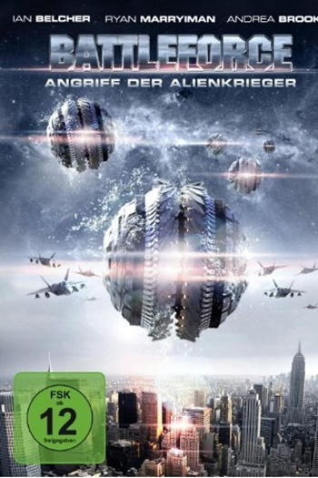 Independence Daysaster (2013) DVDRip Latino