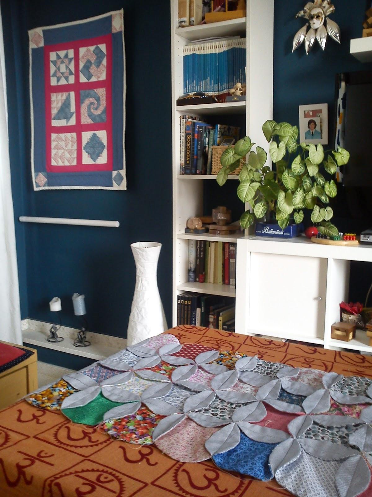 A a abalorios y artesan as trabajos de patchwork en mi casa - Patchwork en casa ...