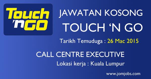 Temuduga Terbuka Touch N Go 2015
