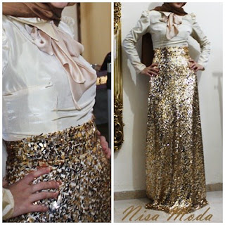 nisa moda 2014 tesett%C3%BCr Elbise modelleri38 nisamoda 2014, 2013 2014 sonbahar kış nisamoda tesettür elbise modelleri