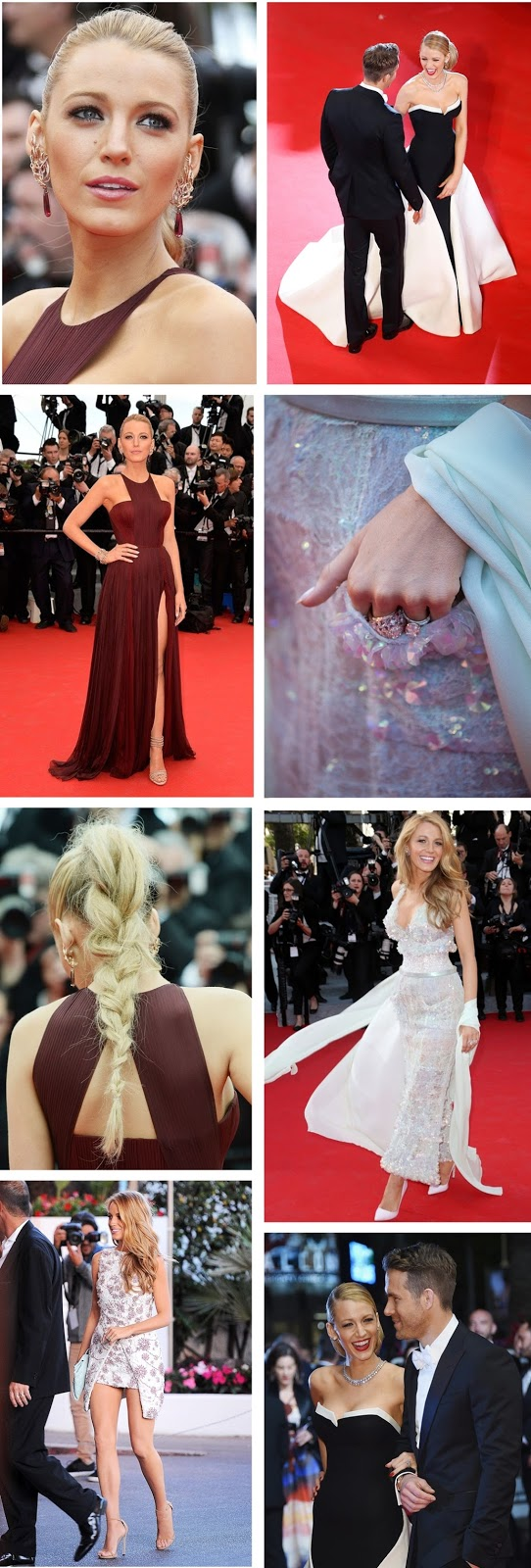 blake lively cannes 2014, blake lively outfits, couture, blogger