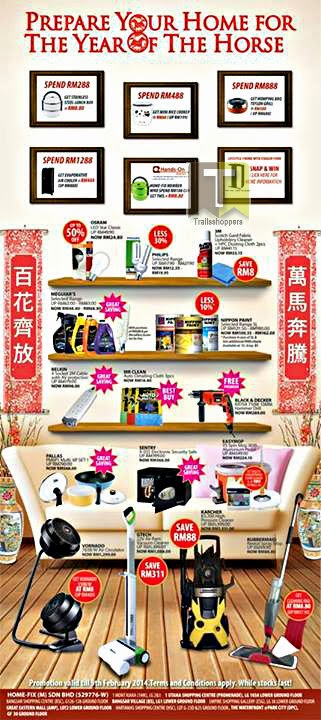 Home-Fix Promotion DIY Products