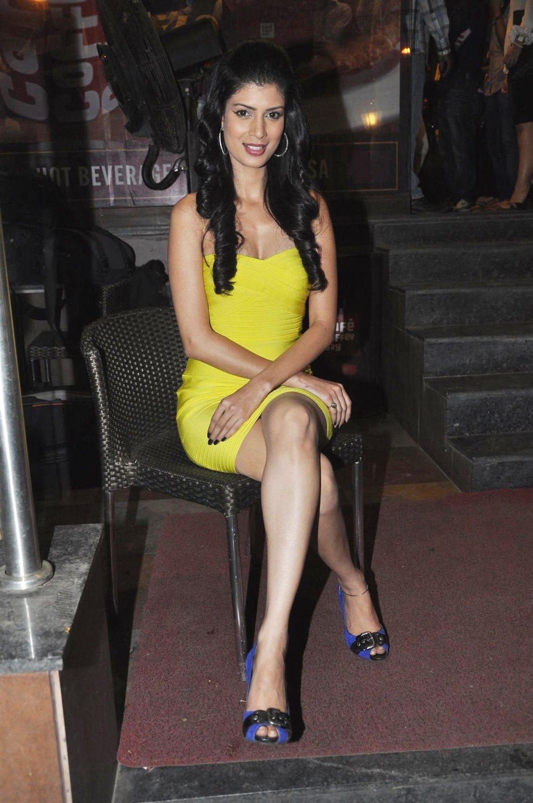 High Quality Bollywood Celebrity Pictures: Tena Desae