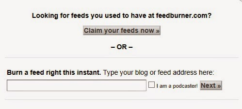 How to Set Up RSS Feed For WordPress using Google's Feedburner