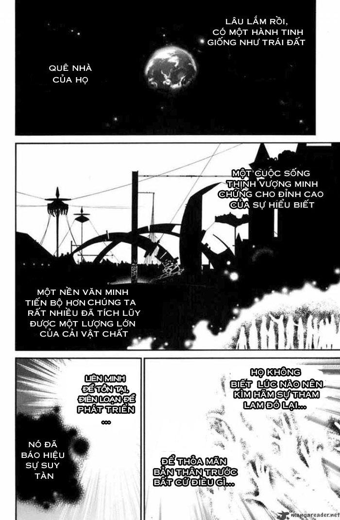 Alive - The Final Evolution chap 33 - Trang 27