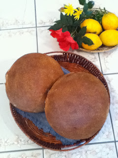 Molasses Bread