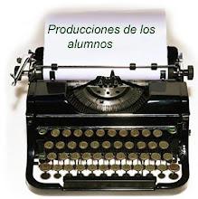 Producciones de los alumnos