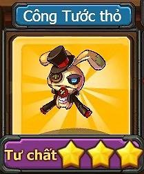 Giới thiệu pet thỏ ngọc gunbao
