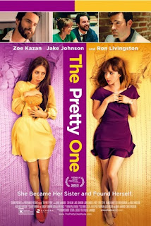 The Pretty One movie ticket giveaway Yes/No Films