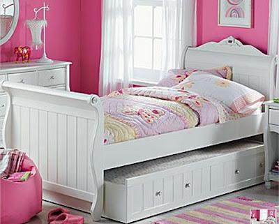 Decorando tu mundo decoraci n para habitaciones de ni as for Dormitorio nina 2 anos