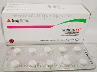 Indikasi Dosis dan Harga Vometa FT (Domperidone)