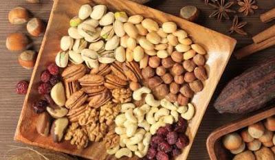 Makan Kacang dapat Mengurangi Risiko Kematian Dini