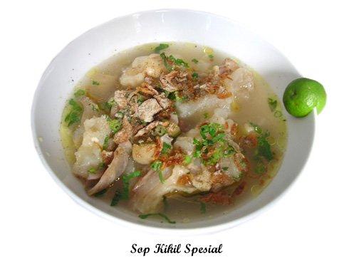 berbagi resep sup kikil berikut ini adalaha resep sup kikil