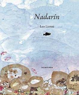 cuberta do libro Nadarín