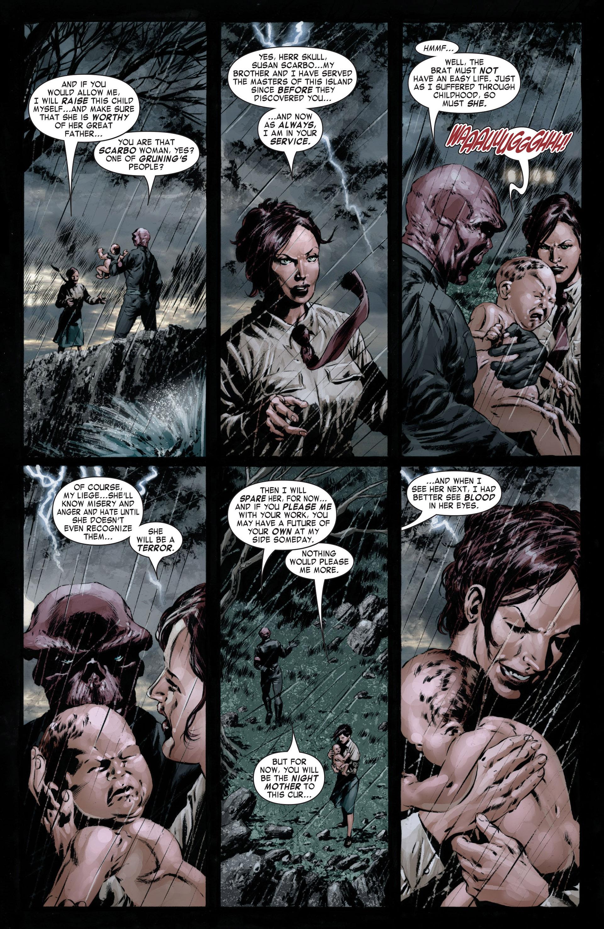 Captain America (2005) Issue #15 #15 - English 9
