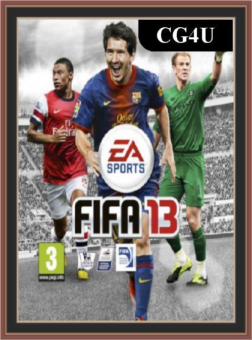 FIFA 13 Cover | FIFA 13 Poster