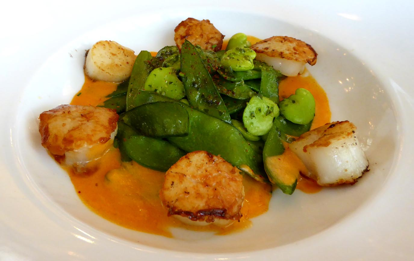 Living The Life In Saint Aignan Lunch Near The Gare De Lyon