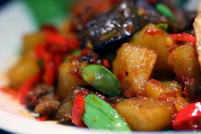 resep sambal goreng ati