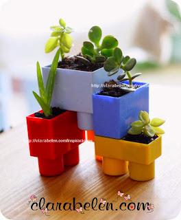 Reciclar Juguetes, Ideas para Amoblar y Decorar la Casa, II Parte