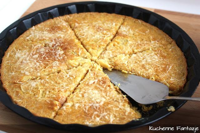 Chlebek z mąki z ciecierzycy