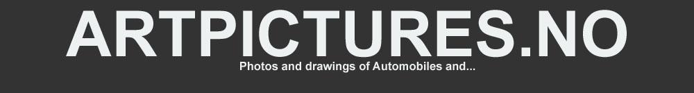 Art Pictures - Kunstbilder - Veggbilder av biler