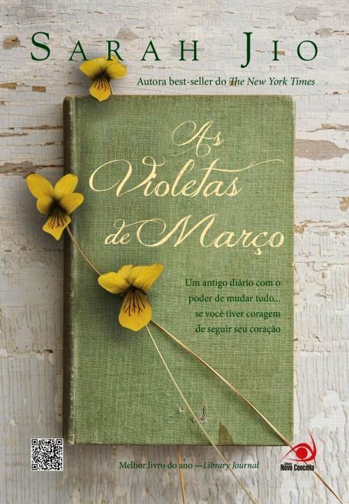 Livro: As Violetas de Março - Sarah Jio