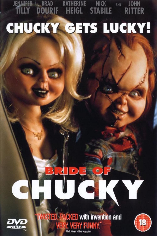 Llamastrangler's Big TV and Film Blog: Bride of Chucky (1998)