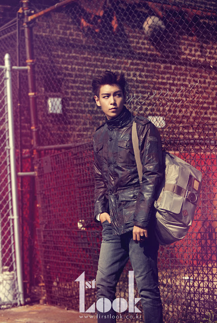 Big Bang T.O.P Calvin Klein 1st Look 10