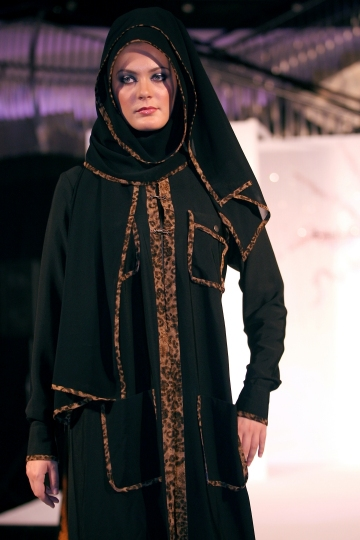 Latest Abaya's Collection 2011 for women | Abaya's By pakistani fashion designer's