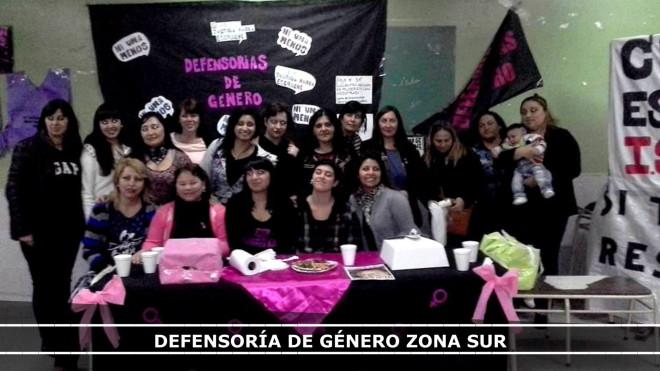 Primer Boletín de las Defensorías de Género