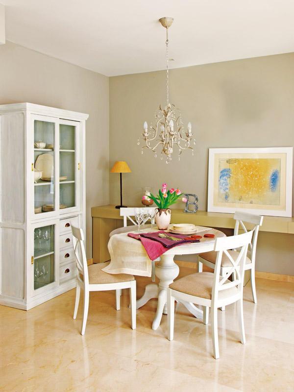 Decora hogar comedores modernos y peque os para comer con - Comedores altos modernos ...