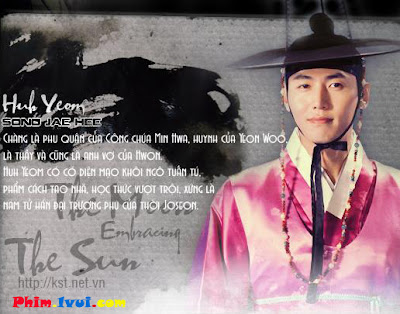 Phim Mt Trng m Mt Tri - The Moon Embracing The Sun [Vietsub] Online