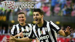 Agen Piala Eropa - Meski sudah dipastikan meraih scudetto, Juventus tak melepas pertandingan saat melawan Inter Milan