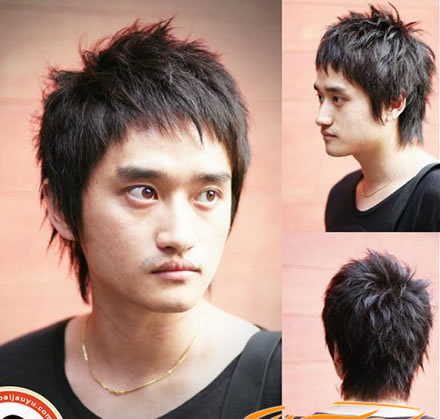 2011 hairstyles for top men