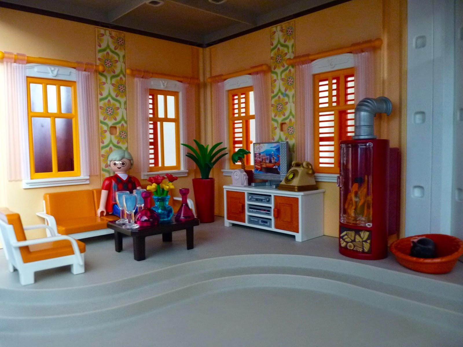 - Playmobil wohnzimmer 5332 ...