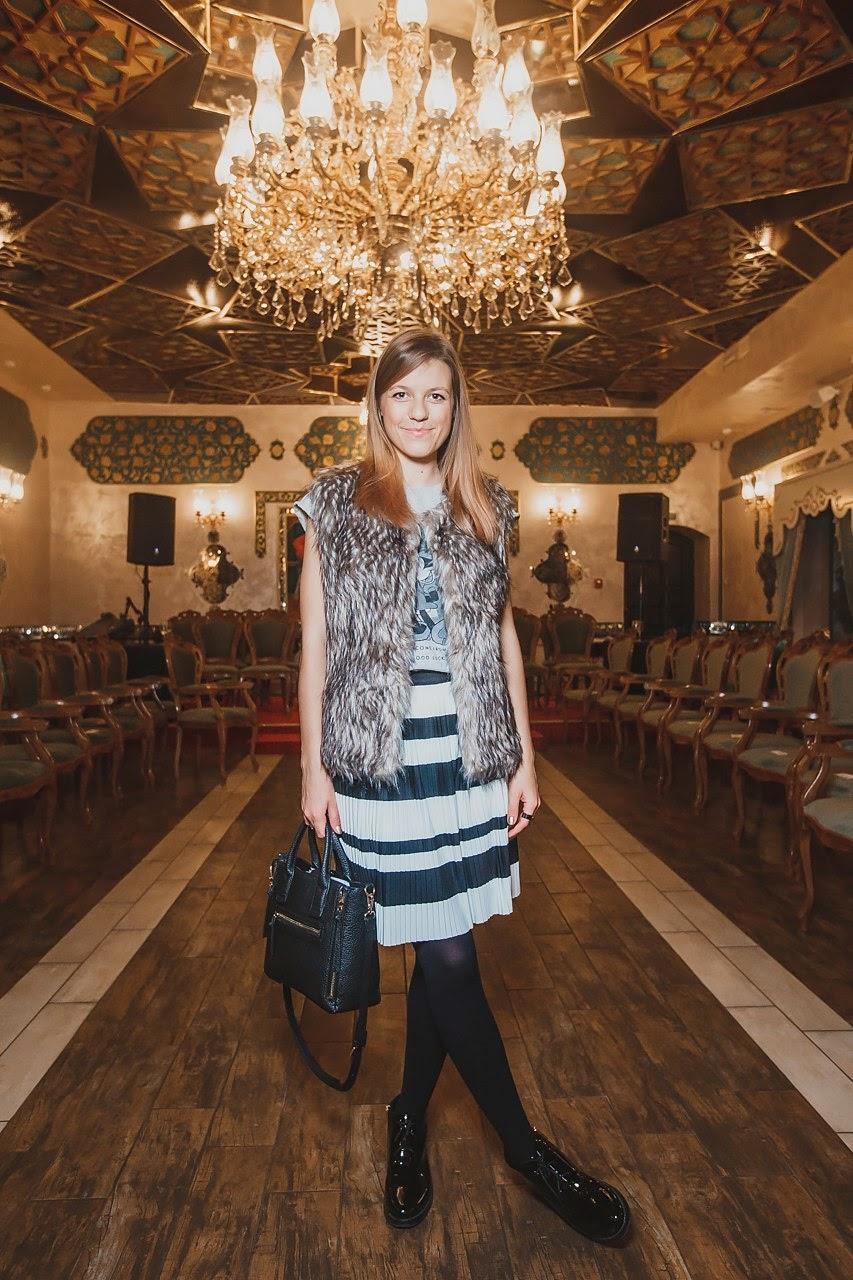 модный блогер минск