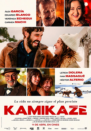 KAMIKAZE (2014) Ver Online - Español latino