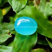 Batu Permata Anggur Blue Spirtus  - SP616