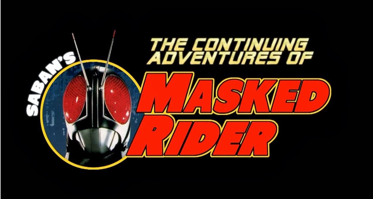 Masked Rider, versi Amerika dari Ksatria Baja Hitam RX