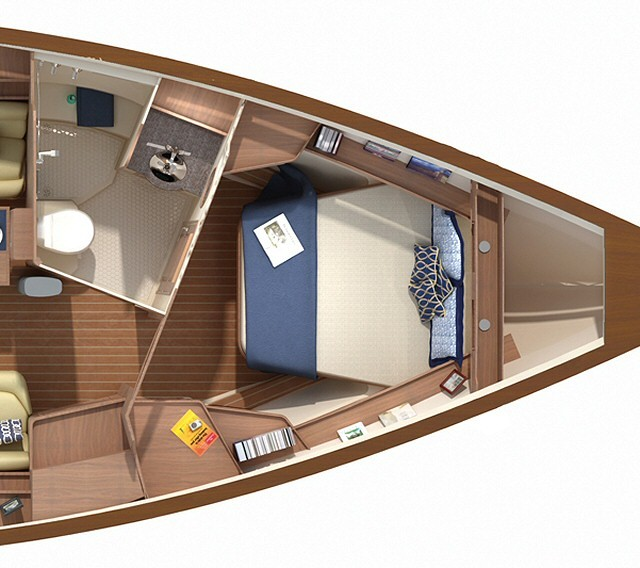 S V Terratima The Boat
