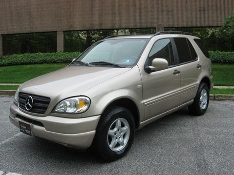 Pumpkin fine cars and exotics 2001 mercedes benz ml320 for 2001 mercedes benz ml320