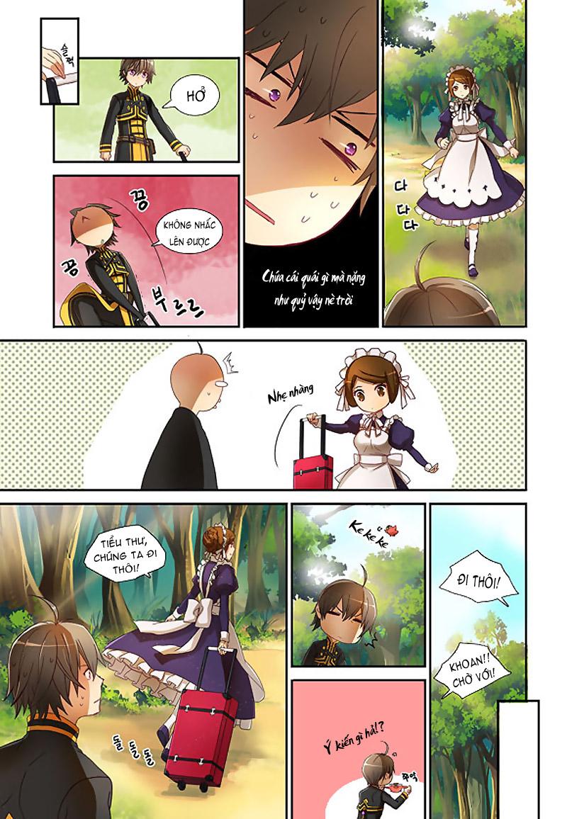TruyenHay.Com - Ảnh 23 - Sword Girls (full color) Chap 4