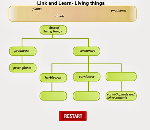 Link and Learn Educational Games