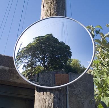 Espejos convexos for Espejo ojo de buey