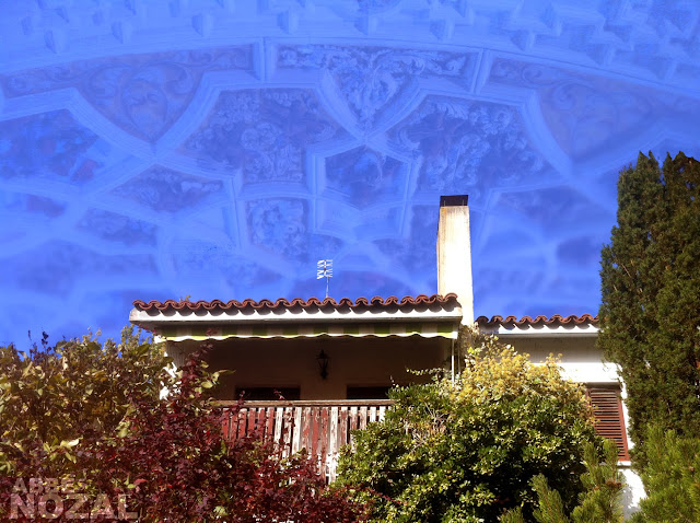 La bóbeda celeste, 2013 Abbé Nozal