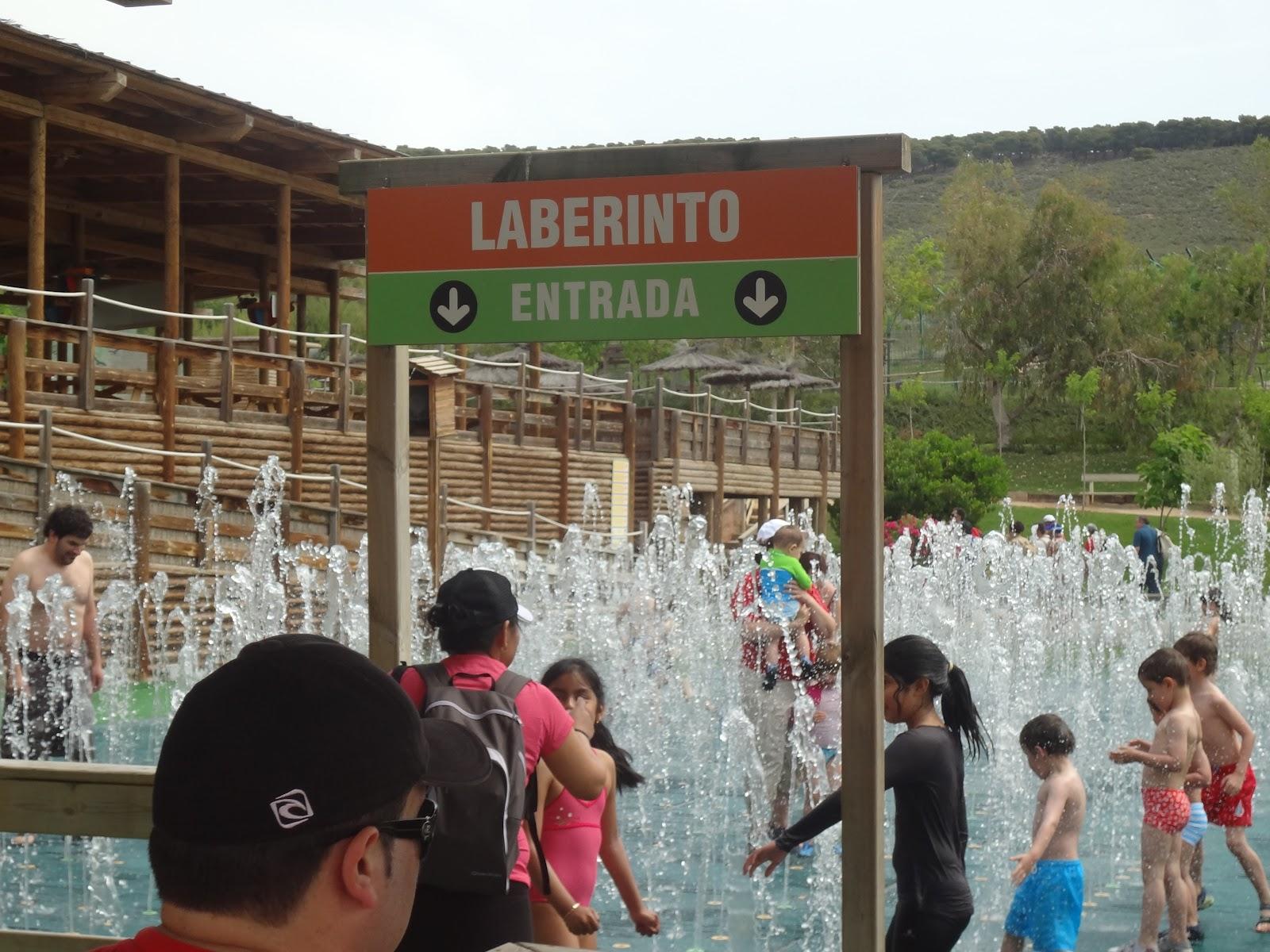 Laberinto del Agua Sendaviva
